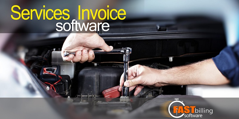 Billing Software For Services BillingInvoicing Accounting - Service invoice software