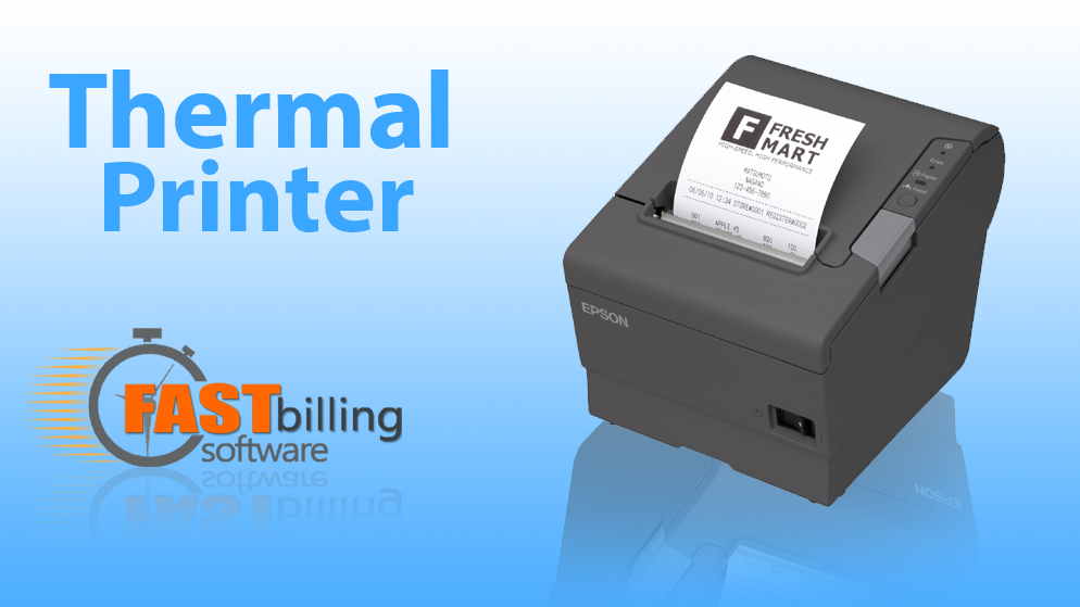 Best Billing Software For Hardware Thermal Printer